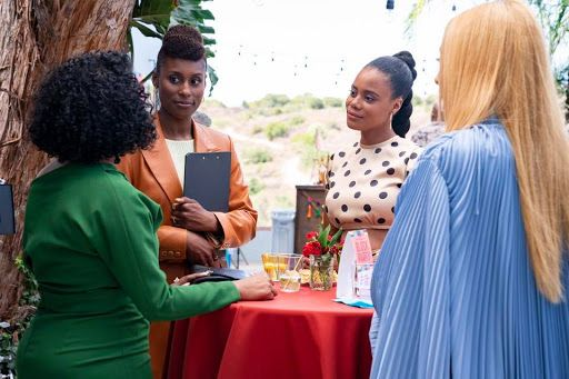 What Issa's block party mixer taught us about self-confidence and our business