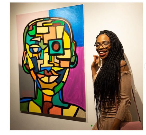 Kiana Calder is diversifying the art industry with her expo