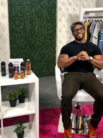 [WATCH] The founder of H.I.M-istry Naturals marketing in the grooming space
