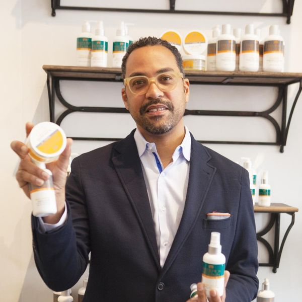 [WATCH] Here's how this HBCU alum went from working in corporate at Revlon to selling his own products in Ulta