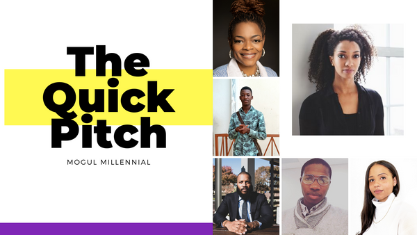 [Watch] 5 Black founders practice their pitch at The Quick Pitch